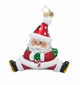 Christopher Radko Double Trouble Nick Santa Claus Ornament