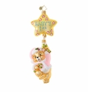 Christopher Radko First Things First 2017 Baby's First Christmas Ornament