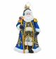 Christopher Radko Midnight Majesty Santa Claus Ornament
