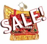 Christopher Radko Inventory Reduction Ornament Sale - Extended!