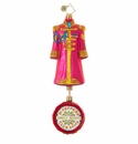 Christopher Radko Ringo Starr's Sgt. Pepper's Coat Ornament