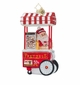 Christopher Radko Salty Santa Ornament - Santa Claus Selling Pretzels