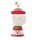 Christopher Radko The Perfect Blend Blender Ornament