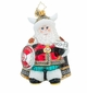 Christopher Radko Victorious Viking Santa Claus Ornament