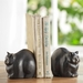 Chubby Cat Bookends by SPI Home