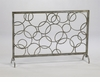 Circle Fireplace Screen by Cyan Design