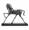 Classical Renaissance Horse Sculpture by SPI Home