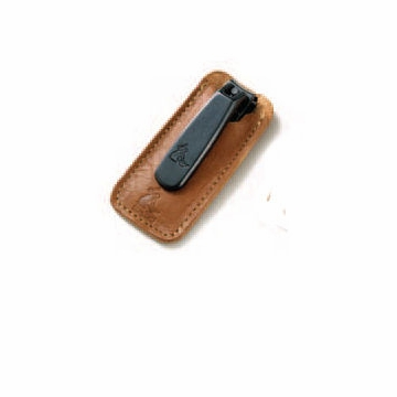 Concord Executive Nail Clipper In Leather Case