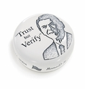Concord Paper Weight - Trust But Verify