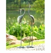 Contemplative Garden Crane Pair by SPI Home