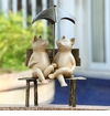 Contentment Garden Sculpture by SPI Home
