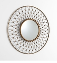 Cordova Gold Mirror by Cyan Design