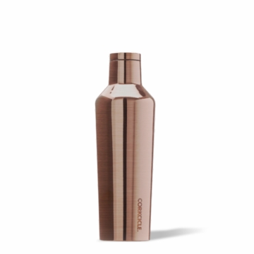 Corkcicle 16 oz Water Bottle Copper