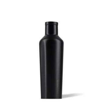 Corkcicle 16 oz Water Bottle Dipped Blackout