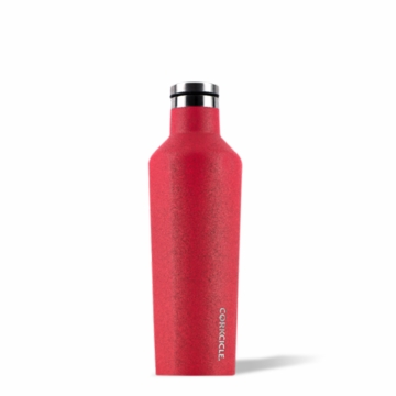 Corkcicle 16 oz Water Bottle Waterman Off Red