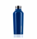Corkcicle Glossy Riviera Blue Insulated Water Bottle 9 oz