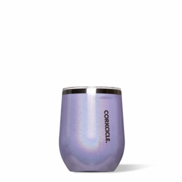 Corkcicle Pixie Dust 12oz Stemless Wine Glass