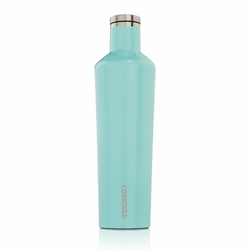 Corkcicle Turquoise 25 oz Water Bottle