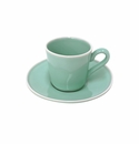 Costa Nova Astoria Coffee Cups & Saucers Set Of 6 - Mint