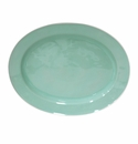 Costa Nova Astoria Oval Platter - Mint