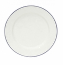 Costa Nova Beja Dinner Plates Set Of 6 - White