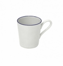 Costa Nova Beja Mugs Set Of 6 - White