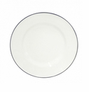 Costa Nova Beja Salad Plates Set Of 6 - White