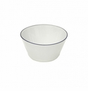 Costa Nova Beja Soup Or Cereal Or Fruit Bowls Set Of 6 - White