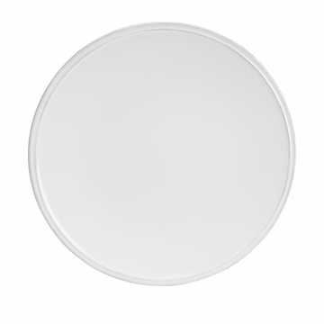 Costa Nova Friso Dinner Plates Set Of 6 - White