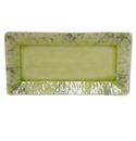 "Costa Nova Madeira 13.25"" Rectangular Tray - Lemon"
