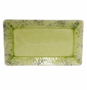 "Costa Nova Madeira 15.75"" Rectangular Tray - Lemon"