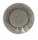 Costa Nova Madeira Dinner Plates Set Of 6 - Grey