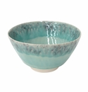 Costa Nova Madeira Salad Bowl - Blue