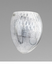 Cyan Design 2 Light Silver Etched Sconce