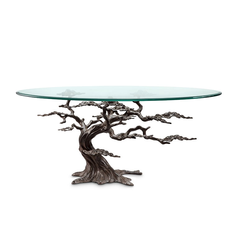 Cypress Tree Coffee Table By SPI Home You Save - Cypress stump coffee table