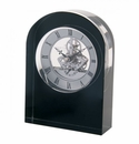 Dartington Black Curve Clock