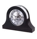 Dartington Black Mantle Clock