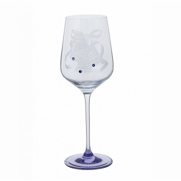 Dartington From Me To You ''Congratulations'' Wine Glass