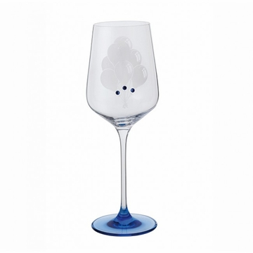 Dartington from Me To You ''Let's Celebrate'' Wine Glass
