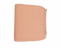 Darzzi Cable Knit Baby Blanket Pink