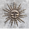 Dawns Light Sun Wall Plaque by SPI Home