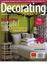 Decorating Spaces Magazine - December 2005