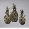 Decorative Pineapples Set (3) by Cyan Design