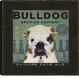 Decorative Wall Art Bulldog