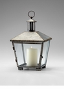 Delta Candle Lantern by Cyan Design