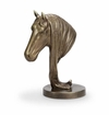 Desert Horse Bust Sculpture by SPI Home