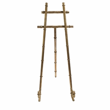 Dessau Home Antique Silver Bamboo Easel