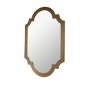 Dessau Home Antiqued Gold Chippendale Mirror