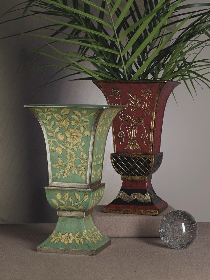 Christmas Tree Urns