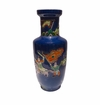 Dessau Home Blue Warrior  Vase